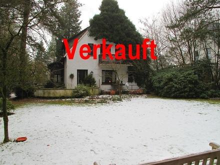Einfamilienhaus mit D-Garage in TOP-Lage von Bielefeld-Senne