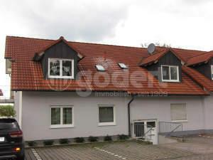Herrliche Wohnlage mit Weitsicht vom Balkon!