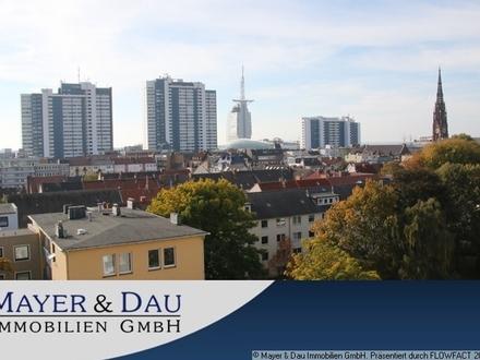 Bremerhaven-Mitte: Renditeobjekt,traumhafter Ausblick, top gepfl., langfr. vermietet,Obj.4465