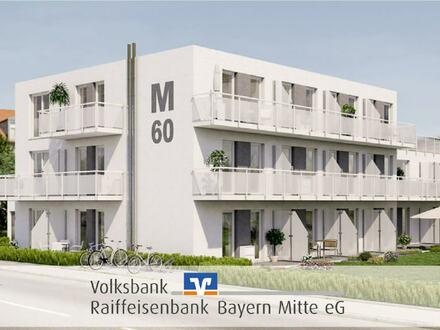moderne Neubau (Studenten-)Wohnanlage im KfW 55 Standard