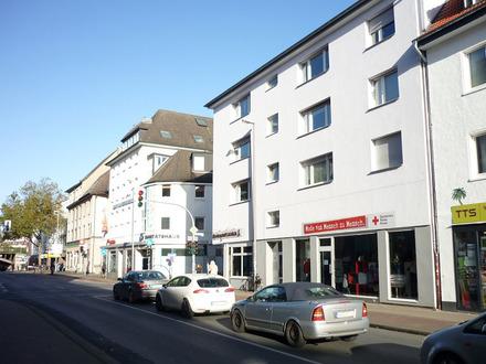 Gut frequentiertes Ladenlokal Anfang Wolbecker Straße/Bahnhofsnähe!