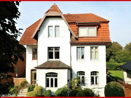 Stilvolles 3-Familienhaus im Zentrum von Schleswig mit der Option der Selbstnutzung und Vermietung