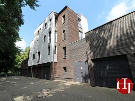 Modern und überaus großzügig: Schicke Etagenwohnung mit Dachterrasse – als Anlage oder Eigennutzung!