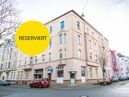 RESERVIERT - Interessante Kapitalanlage in zentraler Lage in Wilhelmshaven