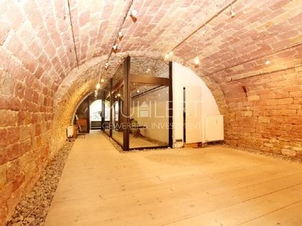 Wunderschöner Gewölbekeller für Ausstellung oder Galerie in Deidesheim