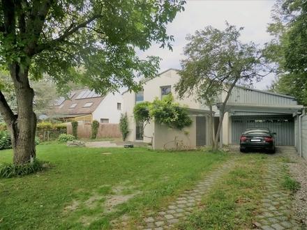 Zentrumsnahes Einfamilienhaus mit Garten in Oberwöhr zu vermieten!