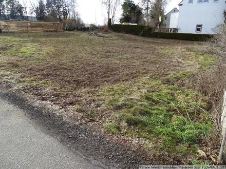 Großes Bauträgerfreies Grundstück in Oberlungwitz