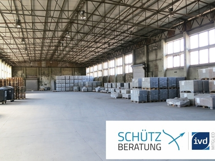 1.080 m² Kalthalle JETZT verfügbar!