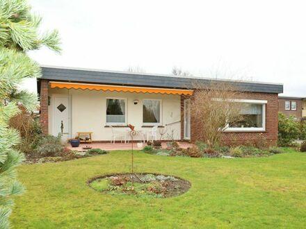 TT Immobilien bietet Ihnen: Sehr ruhig gelegener Bungalow im Wiesenhof!