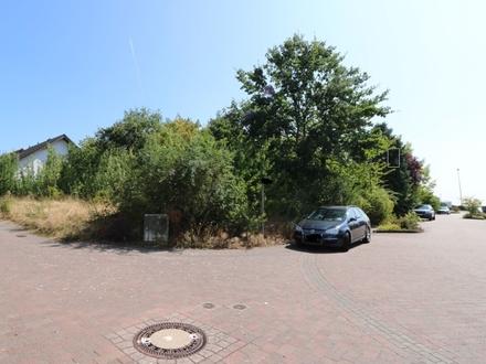 Nur noch ein sonniges Eckgrundstück in begehrter Wohnlage von Geisenheim-Johannisberg/Schlossheide