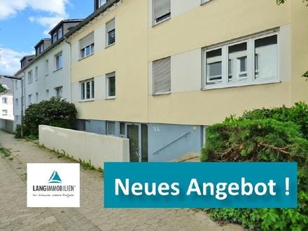 ++ Harheim! Renovierte 3 Zimmer-Wohnung mit Terrasse & Gartenteil zu vermieten ++