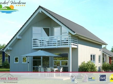 Feriendorf Wardersee - Rendite mit Ihrem eigenen Ferienhaus am See.