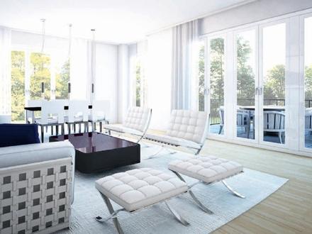Eigentumswohnungen für höchste Wohnansprüche im Wohnpark Schwachhausen