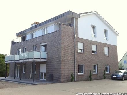 Neubau! 3-Zi.-Wohnungen in Rastede/ Wahnbek - höchster Energiestandard (KfW 40+)