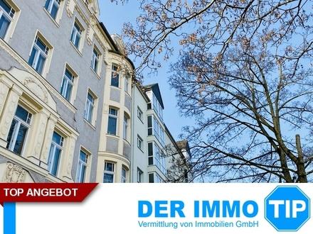 3 Monate GESCHENKT + 2-Raumwohnung + Tiefgarage + am Stadion in Chemnitz