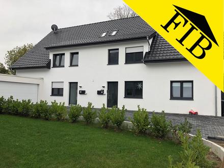 Schicke 3 ZKB-Neubauwohnung im Erdgeschoss eines Doppelhauses mit Garten in BI-Schildesche!