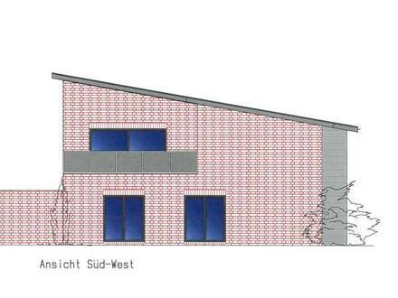 Neubau Eigentumswohnung im EG mit Garage in Ellwürden