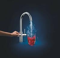 Sofort heißes Teewasser
