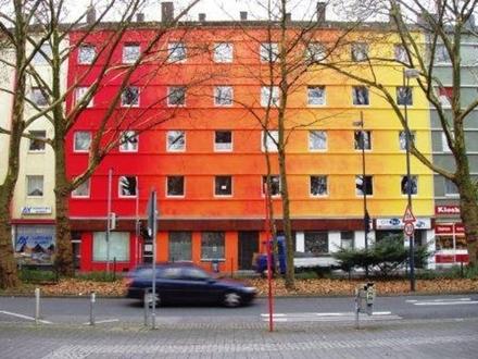 Attraktive 2-Zimmer-Wohnung mit Südbalkon und Einbauküche im Herzen der Nordstadt