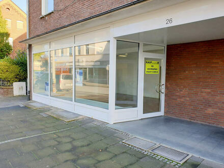 Kleines Ladenlokal in zentraler Lage von Wiedenbrück