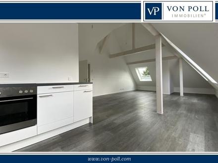 Bielefeld-Musikerviertel: exklusive 2-Zimmer-Wohnung | 1 Schlafzimmer | 1 Bad