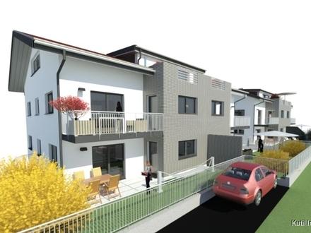 ANLAGEOBJEKT - Neubauprojekt in Neumarkt am Wallersee bestehend aus 5 Wohneinheiten
