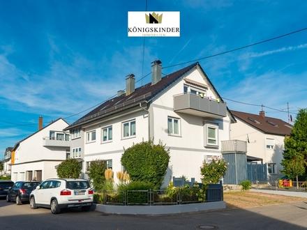 Umfassend saniertes 3-Familienhaus in Waiblingen-Hegnach