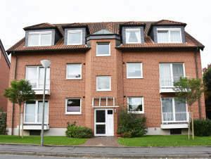 Dortmund-Lücklemberg: Maisonette-Eigentumswohnung mit Westbalkon und Tiefgaragen-Stellplatz
