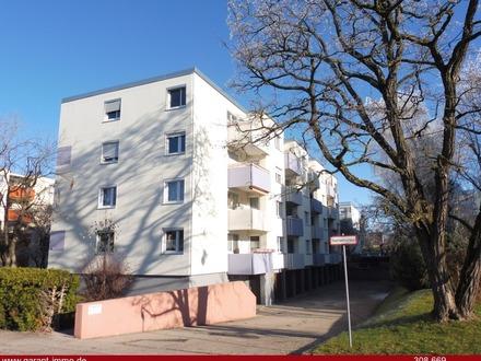3 Zimmer-Wohnung mit Süd-Loggia zur Kapitalanlage oder zum Selbstbezug