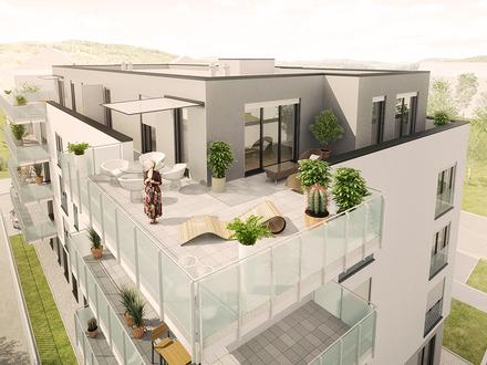 Barrierefreies Penthouse mit Servicekonzept und KfW-Förderung (KfW-Effizienzhaus 55)