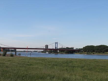 Traumwohnung mit Gratisblick auf den Rhein