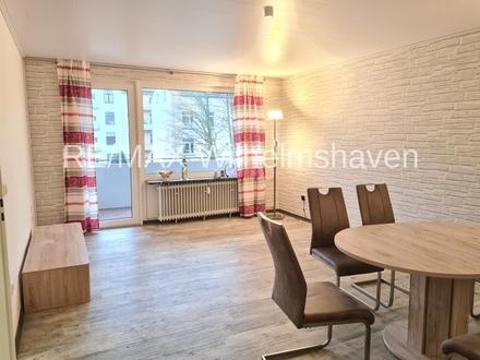 Zweizimmerwohnung mit Süd-Balkon in Südstrandnähe!