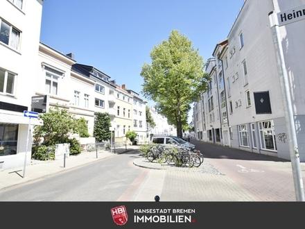 Ostertor / Kapitalanlage: Altbaujuwel im Herzen des Viertels