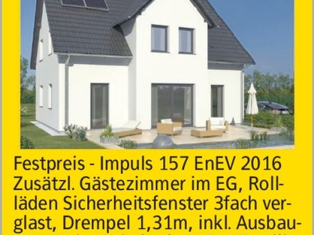 Anzeigentitel Festpreis - Impuls 157 EnEV 2016 Zusätzl. Gästezimmer im...
