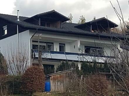 gepflegte Zweizimmerwohnung direkt am Nationalpark Bayer. Wald