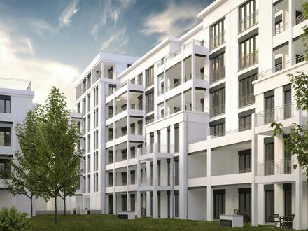 4-Zimmer-Wohnung mit höchstem Komfort im Szenekiez