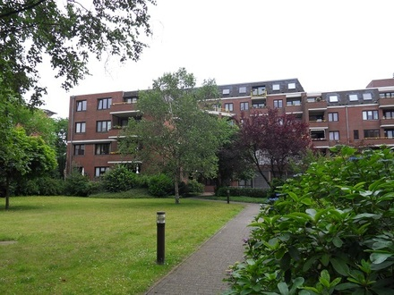 3-Zimmerwohnung mit 2 Balkonen Nähe Schlossgarten