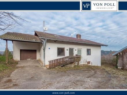 Einfamilienhaus mit Scheune und Traum-Donaublick