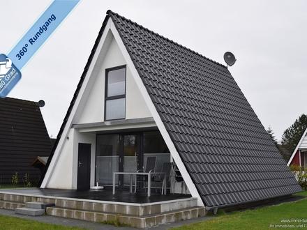 Nurdachhaus im schönen Ferienpark Fedderwardersiel an der Nordsee zu verkaufen!!