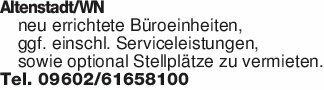 Altenstadt/WNneu errichtete Bü...