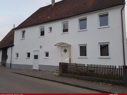 * Bauernhaus mit Scheune in Sontheim a. der Brenz *