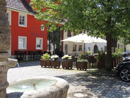 Schöne Restaurantflächen in historischem Gebäude in Hüfingen zu verpachten