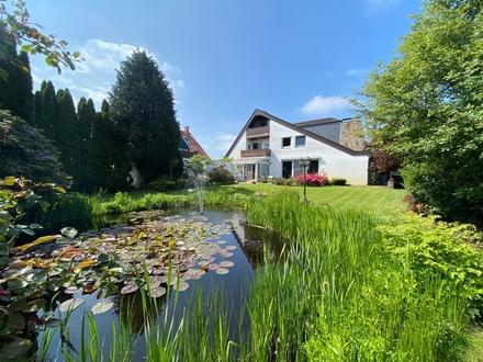 Eigentumswohnung mit wundervollem Garten in Lilienthal! Zur Kapitalanlage und späteren Eigennutzung