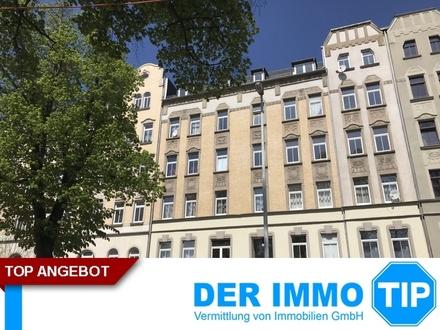 Möblierte 1 Zimmer Dachgeschosswohnung mit EBK in Altendorf zur Miete