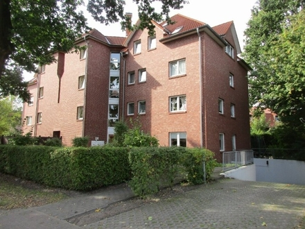 5734 - Single-Appartement mit Balkon in Oldenburg / Kreyenbrück!