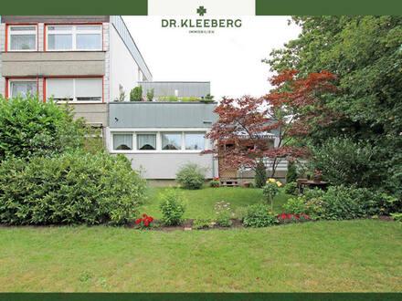 Top gepflegte Terrassenwohnung in naturnaher Randlage von Münster-Berg Fidel
