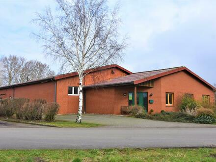 Gewerbeimmobilie in Siedenburg mit Potenzial