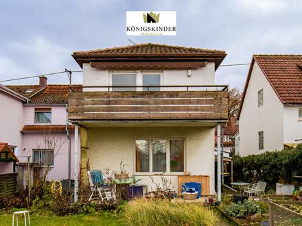 Handwerker aufgepasst: Gemütliche Doppelhaushälfte mit großem Garten in ruhiger Lage von Filderstadt