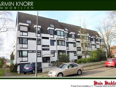 Renovierungsbedürftige 3-Zimmer-Wohnung in guter Lage von Bremen