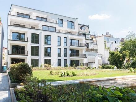 Neubau / Erstbezug: Hochwertig ausgestattete 3-Zimmer-Wohnung mit Sonnenbalkon